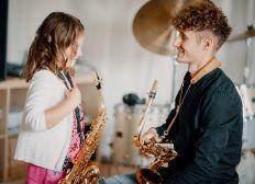 Ermögliche Kindern den Musikunterricht