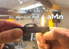 Une mandoline pour JaMin