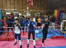 Championnat de France Savate 2020