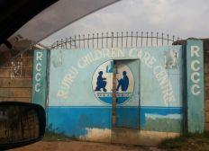 Stand by Ruiru Children Care Centre