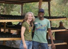 Production durable de briquettes écologiques au Kenya