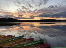 voyage scolaire SEGPA / Lac de Saint-Pardoux