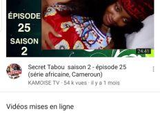 Secret tabou saison 3