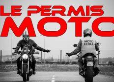 Projet permis moto