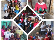 Making a Difference to Under-Privileged Children in Kenya