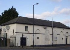 Church building for the community