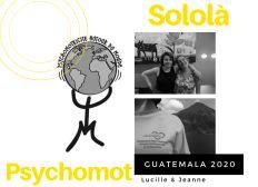 Projet Solola - Guatemala 2020