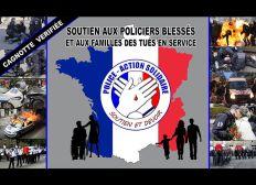 SOUTIEN AUX FAMILLES DES POLICIERS TUES ET AUX BLESSES