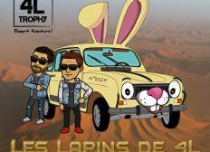 4L TROPHY 2020 - Cagnotte des Lapins de 4L !