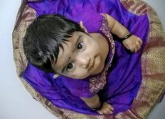 Help Aadya Fight Leigh Syndrome
