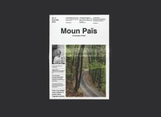 "PFE : Journal local ""Moun Païs"""
