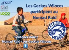 Les Geckos Véloces au Nomad Raid 2020