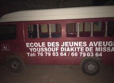 Collecte École Jeunes Aveugles