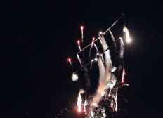 The Flying Fireworks - AeroSparx first time in TIROL