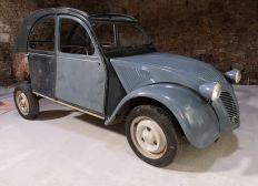 Aidez-moi à restaurer une Citroën 2CV de 1959 !