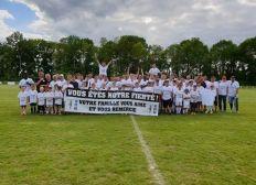 soutien au club de foot de Fauverney Rouvres Bretenières