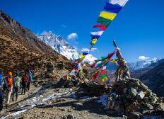 Marcher pour une infirmière : trek solidaire au Népal