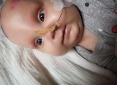 Emily jolie will den tumor besiegen