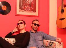 Andréane - L'EP 5 titres - les lunettes roses...