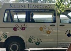 Kita-Bus für kleine Hände