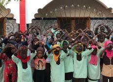VILLAGE D'ENFANTS AU SENEGAL