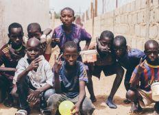 Enfance Sénégal