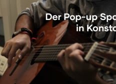 Treibhaus- der Pop-up Space in Konstanz