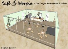 Café Istorpia - Der Ort für Kulturen und Kultur