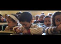 Aide humanitaire pour les enfants du Maroc