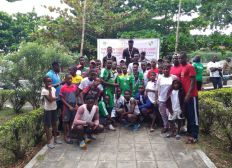 Camp Sportif Donsa, 3ème édition