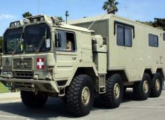 création d'un vehicule pour devenir nomade