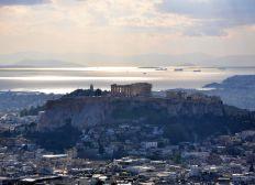 Kamera für Dokumentarfilm in Athen