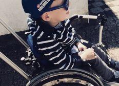 Elias & Familie benötigt Unterstützung für behindertengerchtes Auto