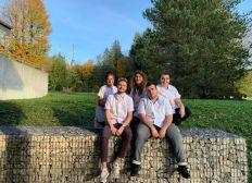5 étudiants infirmiers en route pour le Vietnam