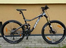 Nouveau vélo pour continuer ma passion