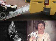 Rollstuhlfahrerin braucht dringend Fahrzeug