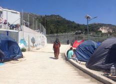 Zugang zum Recht auf Samos - Access to Justice on Samos