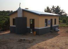 Mosquée au Ghana
