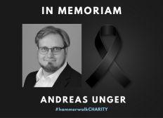 In Memoriam Andreas Unger