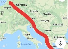 Walk to Greece for mental health