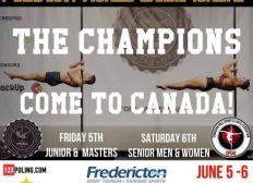 Fidéline qualifiée pour  le Championnat du Monde de Pole Dance au Canada