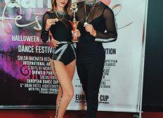 Antony & Anaïs en route pour la World Latin Dance Cup à Medellin
