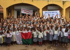 Projet Humanitaire dans un Orphelinat à Madagascar