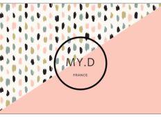 Création catalogue + boutique en ligne My.DFrance