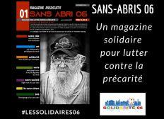 SANS-ABRI 06 : Le magazine de rue solidaire !