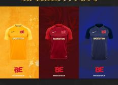 Maillots Bazedition F.C 19/20