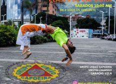 Formatura 2020 de capoeira