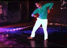 projet résidence création de danse contemporaine en solo