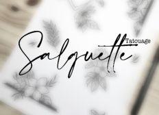 Salguette tattoo