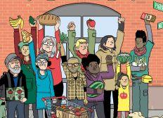 Documentaire Food Coop à Clapiers le 19 janvier 2020
